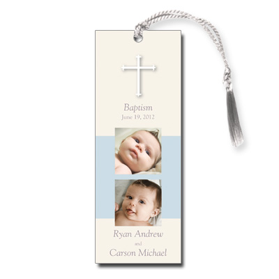 Blessing Blocks Bookmark