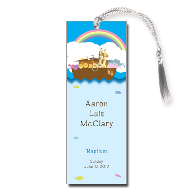 Noah's Ark Bookmark